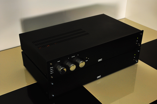 The Croft Micro 25 and Series 7 amplifier